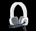 Logitech STEREO HEADSET H150 - White