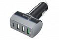 j5create 4-Port USB QC3.0 & Type-C Car Charger