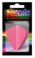 Neons™ Pink Kite Flights (1 Set)