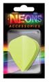 Neons™ Yellow Kite Flights (1 Set)