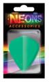 Neons™ Green Kite Flights (1 Set)