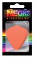 Neons™ Orange Kite Flights (1 Set)