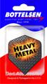 Heavy Metal™ Standard Flights (1 Set)