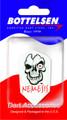 Nemesis™ Slim Flights White (1 Set)