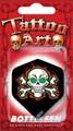 Tattoo™ Standard Flights - Skull & Crossbones (1 Set)