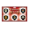 Tattoo™ Standard Flights - 5-Pack (5 Sets)
