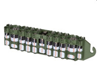 StorAcell The Original Battery Caddy (Military Green)