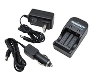 Tenergy Smart Charger for RCR123A 3.0V 600mAh Li-ion Rechargeable Batteries