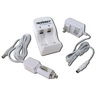 Charger for Rechargeable RCR123A Lithium-Ion Battery