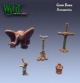 Base Inserts Graveyard Accessories