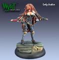 Lady Justice Death Hunter