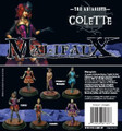 Malifaux: Colette Showgirls Box