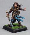 Arael Half Elf Cleric