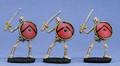 Skeletal Swordsmen (3)