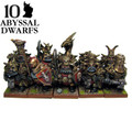 Kow Abyssal Dwarf Immortal Guard