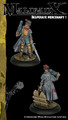 Malifaux: Desperate Mercenary 1 (Male)