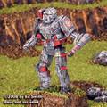 Battletech: Banshee Mech (3025/3050)