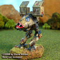 Battletech: Cplt-C4 Catapult Mech