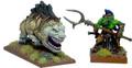 Kings Of War Goblin And Mawbeast