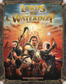 D&D Lords Of Waterdeep Board Game