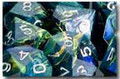 Dm5 Festive 16Mm D6 Green/Silver (12