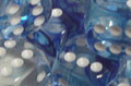 Dm6 Nebula 16Mm D6 Drk Blue/Wht Blk