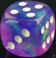 Borealis 12Mm D6 Purple/White Blk(36