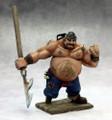 Gruff Dwarf Pirate