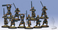 Hordes Skorne Immortals Unit (10) (White Metal)