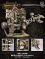 Wm Mercenaries Galleon Colossal Res & Wht Metal
