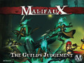 Malifaux The Guild'S Judgement Lady Justice Set