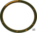 """Warmachine 5"""" Area Of Effect Ring Marker"""