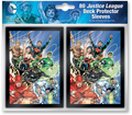 Dc Comics: Deck Building Sleeves Justice League