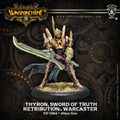 Warmachine Scyrah Thyron Sword Of Truth