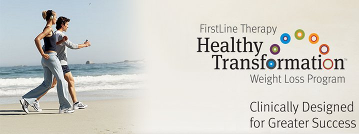 The FirstLine Therapy Healthy Transformation - Clinically Proven Weight Loss Program, Designed for Greater Success