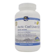 Nordic Naturals, Formula: 57884 - Arctic Cod Liver Oil™ - 180 Softgels