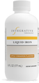 Integrative Therapeutics, Formula: 206004ET - Liquid Iron Cinnamon Flavor 6oz (175 mL) Liquid