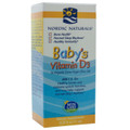 Nordic Naturals, Formula: 02732 - Baby's Vitamin D3 0.37 fl oz-Unflavored
