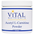 Designs for Health, Formula: VNALCP - Acetyl L-Carnitine Powder 100 Grams