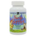 Nordic Naturals, Formula: 30120 - Nordic Berries™ - 120 Gummies - Citrus
