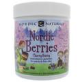 Nordic Naturals, Formula: 30126 - Nordic Berries™ - 120 Gummies - Cherry
