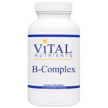 Designs for Health, Formula: VNBX - B-Complex 60 Vegetarian Capsules