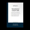 Metagenics Formula: NGCQ  - NutraGems CoQ10 300 - 30 Fruit Flavor Chewable Tablets
