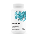 Thorne Research Formula: B129 - 5-MTHF 1 mg - 60 Vegetarian Capsules