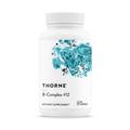 Thorne Formula: B112 - B-Complex #12 - 60 Vegetarian Capsules