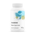 Thorne Formula: SF797 - Alpha-Lipoic Acide (formerly Thiocid-300®) - 60 Vegetarian Capsules