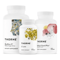 Thorne Formula: BUN016 - Methylation Bundle (Methyl-Guard Plus, BioMins II, Vitamin D-5,000)