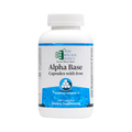 Ortho Molecular, Formula: 151240 - Alpha Base Capsules with Iron - 240 Capsules