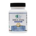 Ortho Molecular, Formula: 595090 - DHEA 25mg Micronized - 90 Capsules