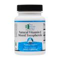 Ortho Molecular, Formula: 131060 - Natural Vitamin E Mixed Tocopherols - 60 Soft Gel Capsules